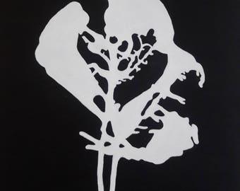 Aspen Leaf I