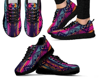 a6faff1e99932e Express Yourself With These Very Trendy and Comfy Aztec Sneakers