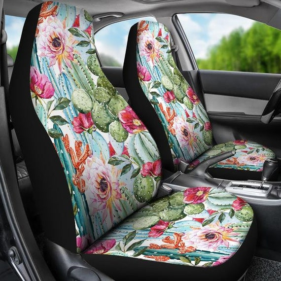Surprising Cactus Flower Car Seat Covers Cactus Plant Cactus Svg Cactus Print Cactus Art Cactus Gifts Cactus Prints For Vehicle Gift For Her Gmtry Best Dining Table And Chair Ideas Images Gmtryco