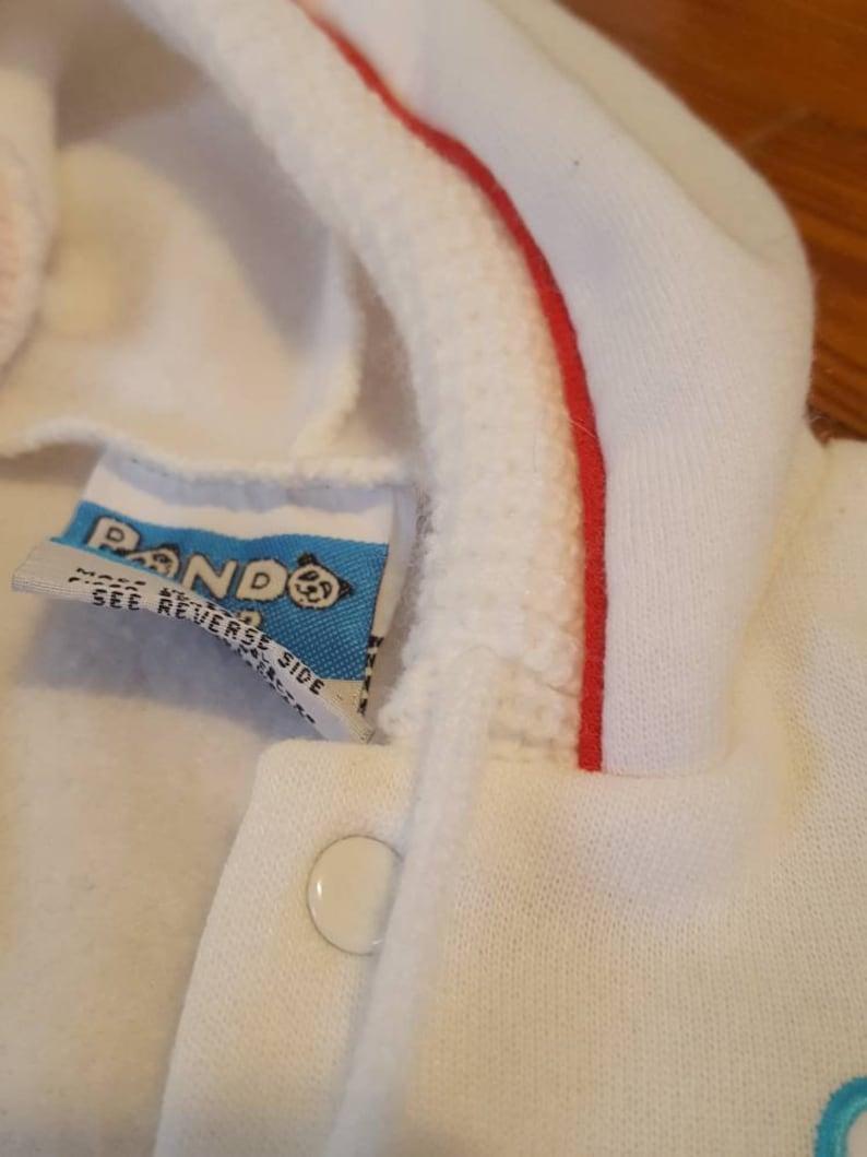Adorable Teddy Bear Pilot snap button hoodie Super soft