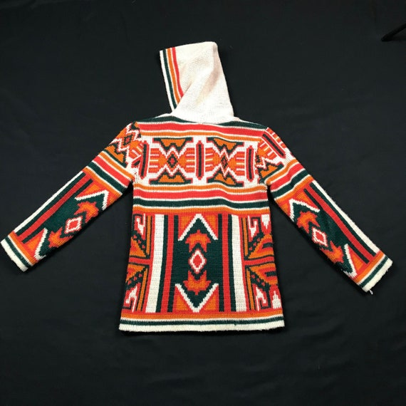 Awesome Vintage Woman's 60's/70's hoodie - image 2