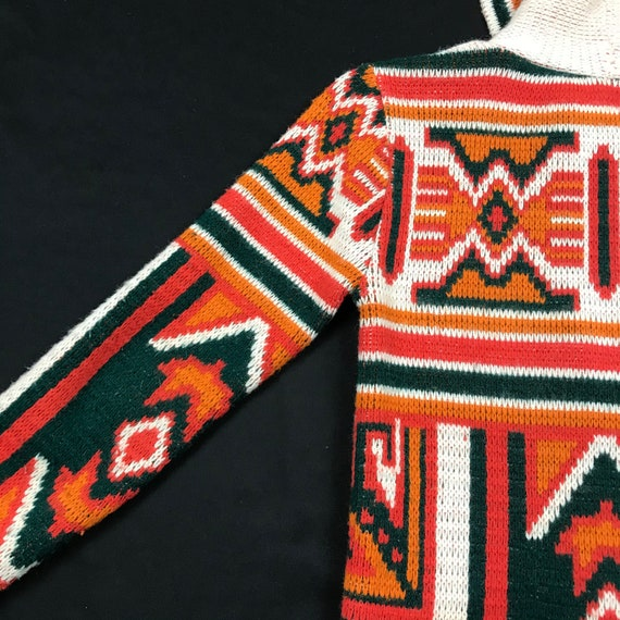 Awesome Vintage Woman's 60's/70's hoodie - image 5