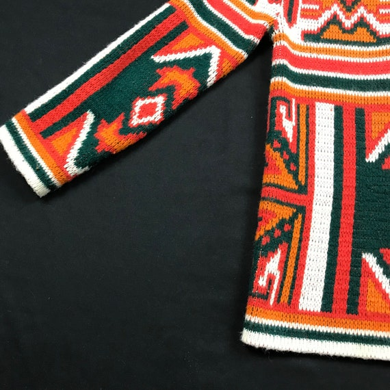 Awesome Vintage Woman's 60's/70's hoodie - image 9