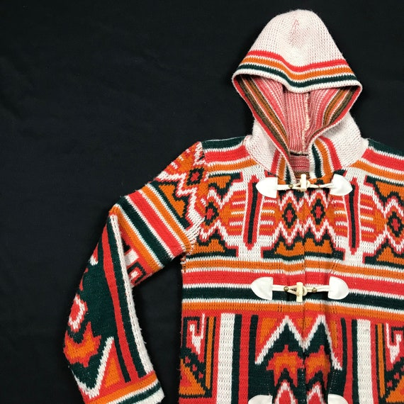 Awesome Vintage Woman's 60's/70's hoodie - image 4