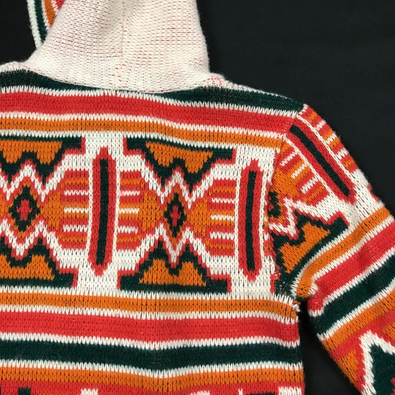 Awesome Vintage Woman's 60's/70's hoodie - image 3