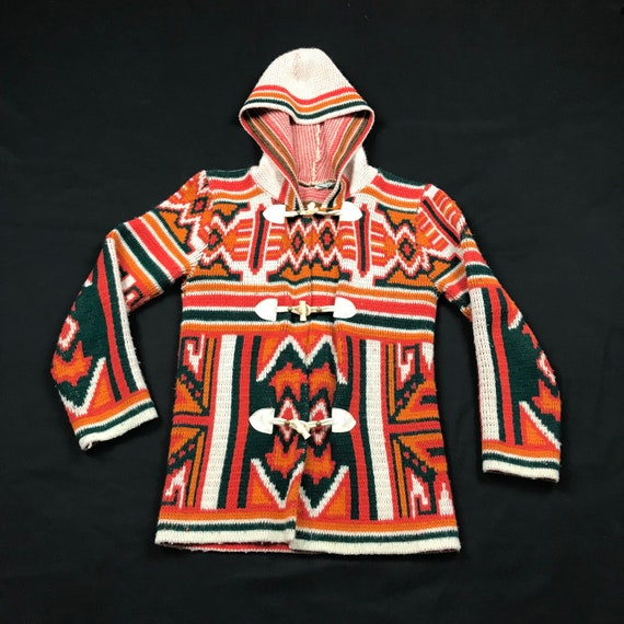 Awesome Vintage Woman's 60's/70's hoodie