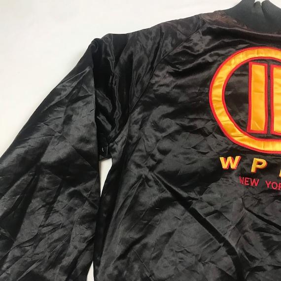 Vintage 80s, 90s, WPIX, radio windbreaker, vintag… - image 10