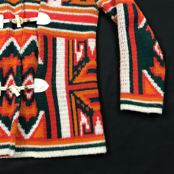Awesome Vintage Woman's 60's/70's hoodie - image 6
