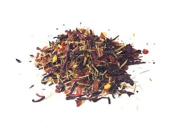 Herbal Organic Tropical Hibiscus Iced Tea