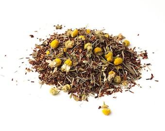 Rooibos Organic: Chamomile Citrus Mint - Uncaffeinate  - Cup of Joy Loose Leaf Tea
