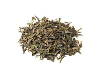 Green Organic:  Dragonwell - Cup of Joy Loose Leaf Tea