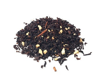 Black Organic: Peach Ginger Tea