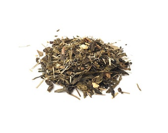 Green Organic: Citrus Ginger - Cup of Joy Loose Leaf Tea