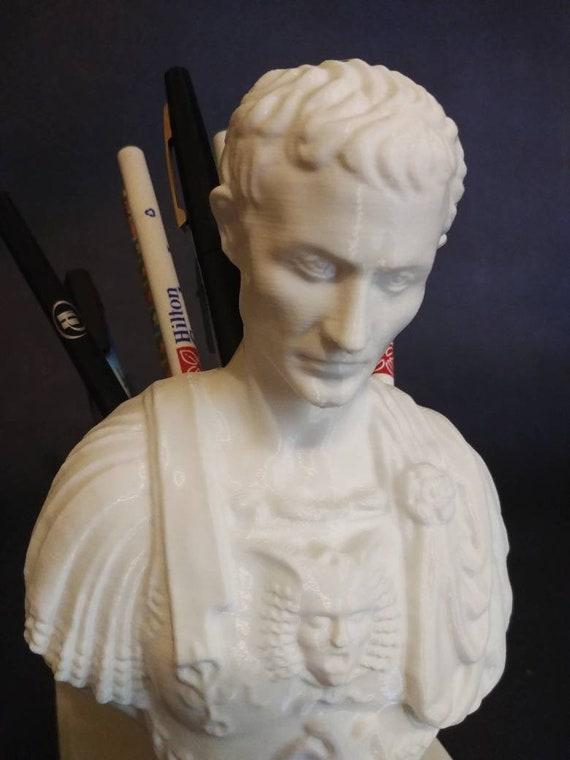 Julius Caesar Pencil Holder Magnificent Julius Caesar Pen Pencil Holder Julius Caesar Pencil Etsy