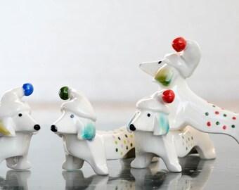 Sausage dog christmas, Unique  Daschund Christmas Ornament, Funny gift dog lover, Custom Christmas Dog Decoration, Dachshund  Sculpture