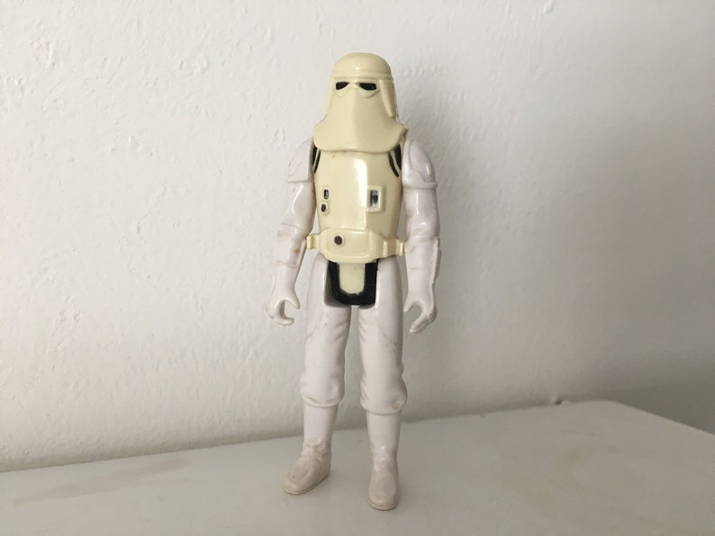 STAR WARS Hoth Backpack Original Figure Accessory Kenner 1980