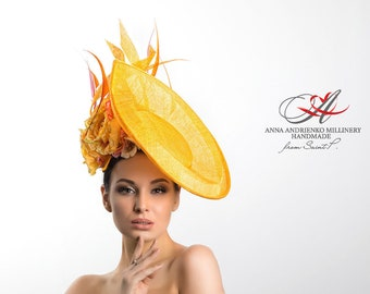 Royal ascot Exclusive hat for racing