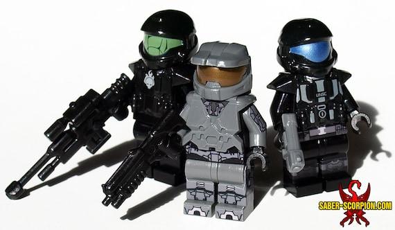 Mythic Sci-Fi Custom Minifigures