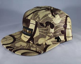 41009f4b8cc Camo African Print Hat