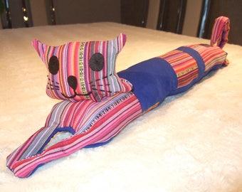 Computer wrist rest pillow