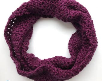 Coco Crochet Cowl Pattern