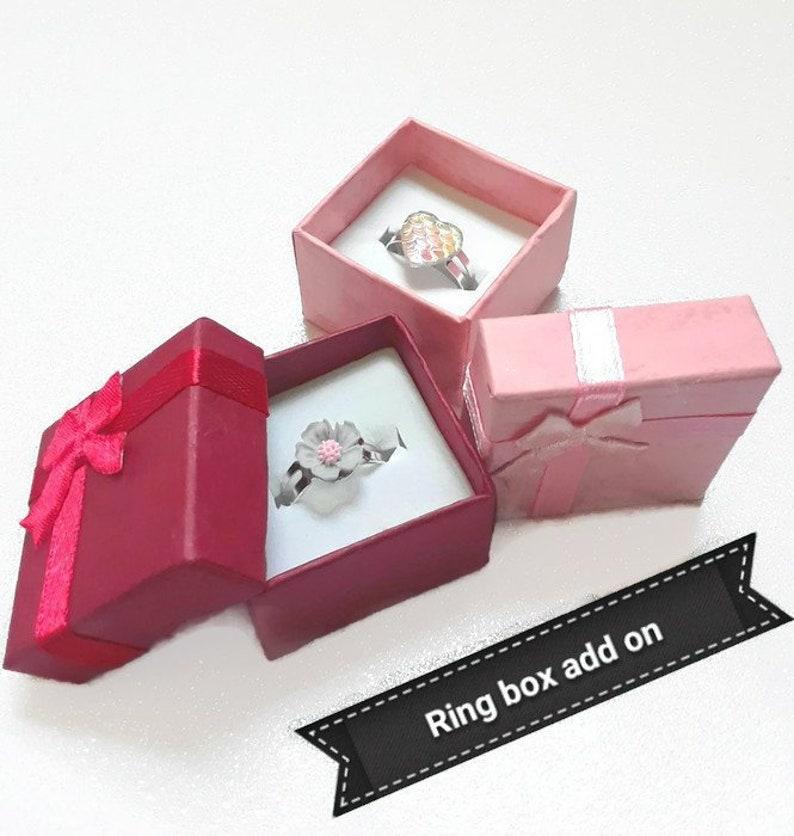 Ring box add on