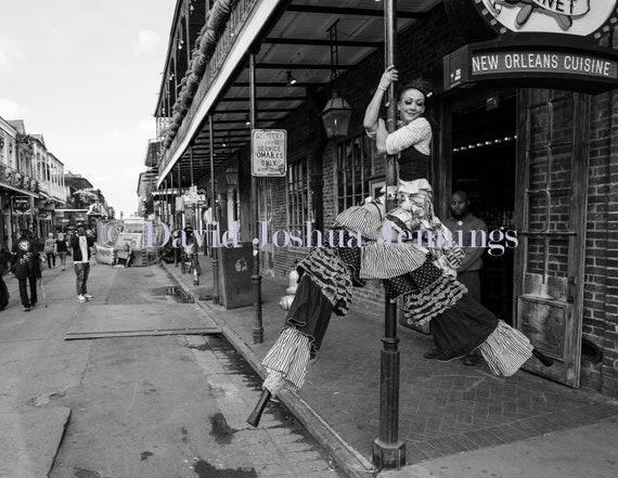 Le Vieux Carre New Orleans 2018 Fine Art Photograph Etsy