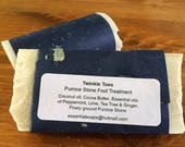 Twinkle Toes Pumice Stone Soap