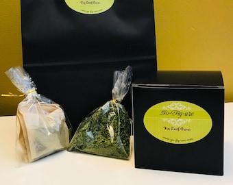 Fig-a-licious: Fig Leaf Tea