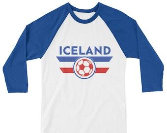 2827638acdf Iceland World Cup Soccer Shirt Football