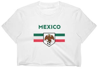 1e18f08ae45af Mexican Eagle Snake Women s Crop Top