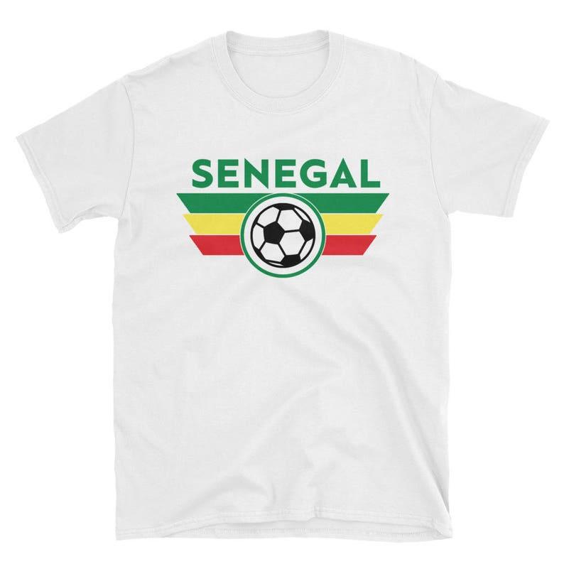 484cdab857b Senegal Soccer World Cup Shirt Football