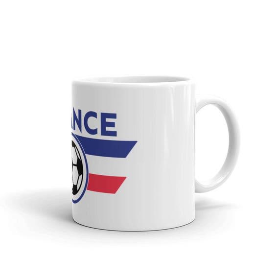 World Cup South Korea Soccer Ball All Over Coffee Mug