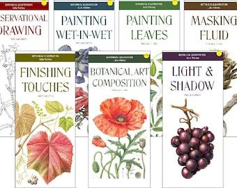 DOWNLOADS Botanical Art Leaflets