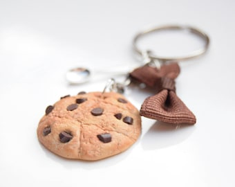Realistic Cookie Key Chain
