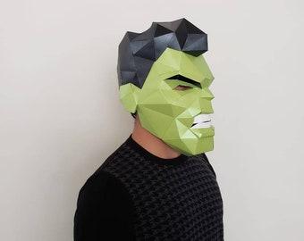 c3661beaa1b Hulk mask