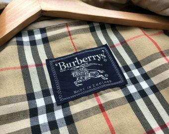 0a169204c64d Vintage Burberrys Men s Trench Coat