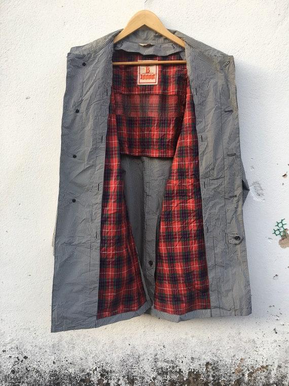 Vintage Baracuta Parka Long Jacket