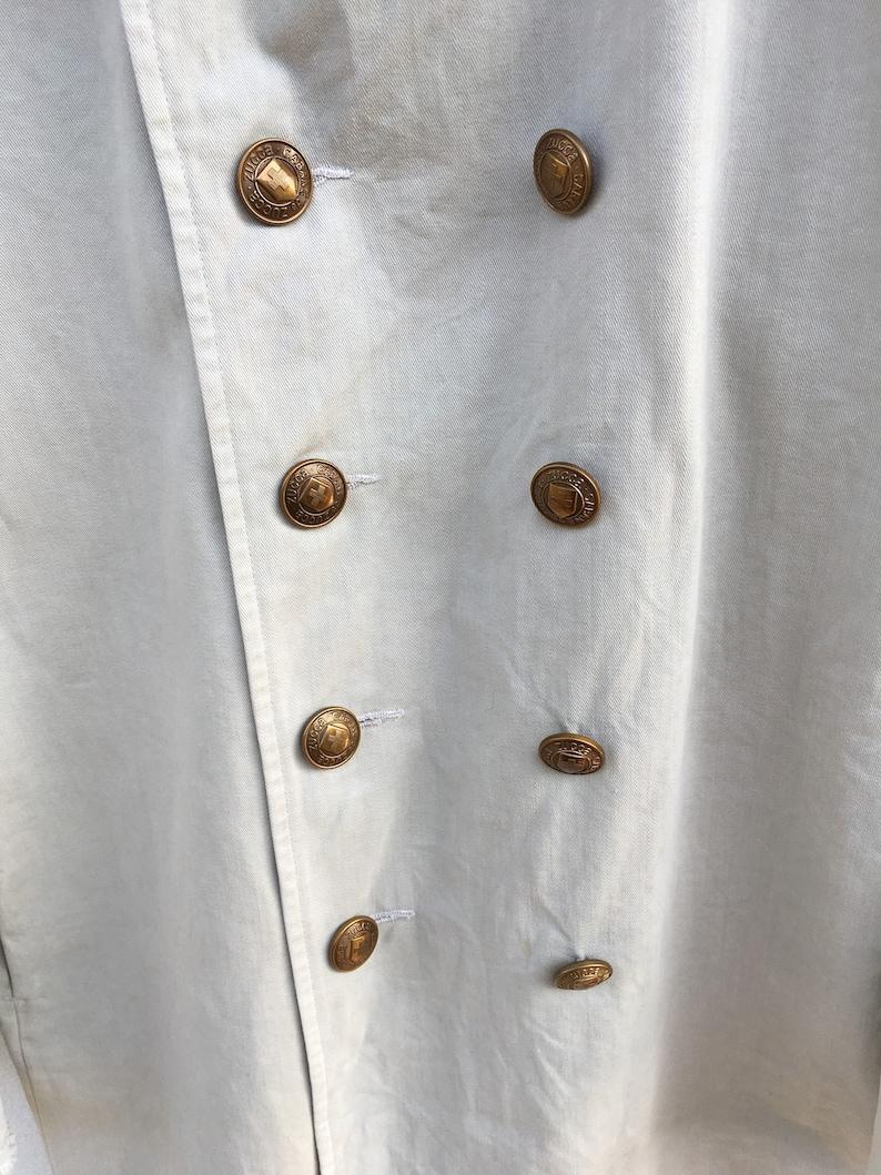 vintage Cabane De Zucca trench coat