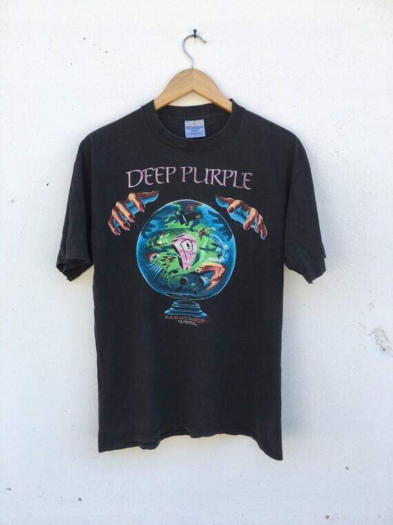 Vintage 90s Deep Purple Tour Band - image 1