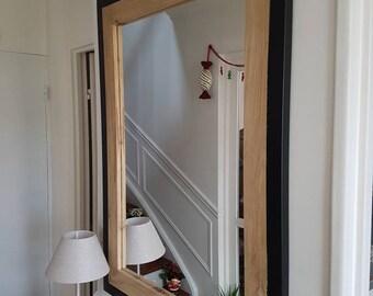Wall or floor mirror