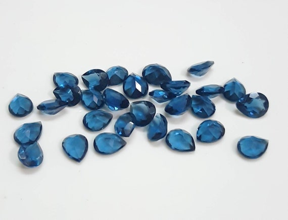 8.50 Cts Tanzanite 55 Pcs 100/% Natural AAA Top Quality Wholesale Lot Gemstone