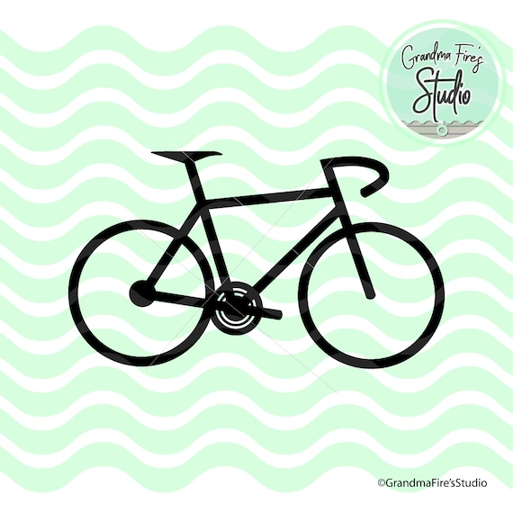 Bicycle Svg Etsy