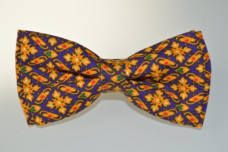 Amber sym bow tie