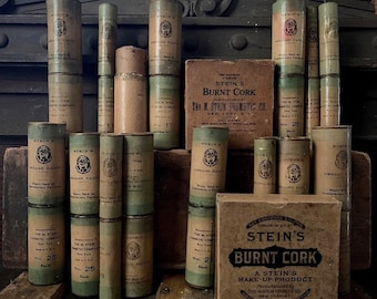 c1919 Stein's Theatrical Stage Make-up