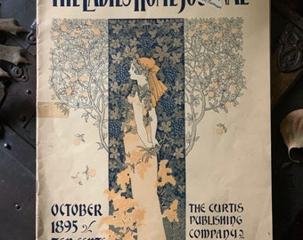 The Ladies Home Journal, October 1895