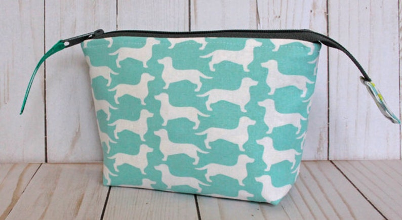 Dachshund Pouch Notions Pouch image 0