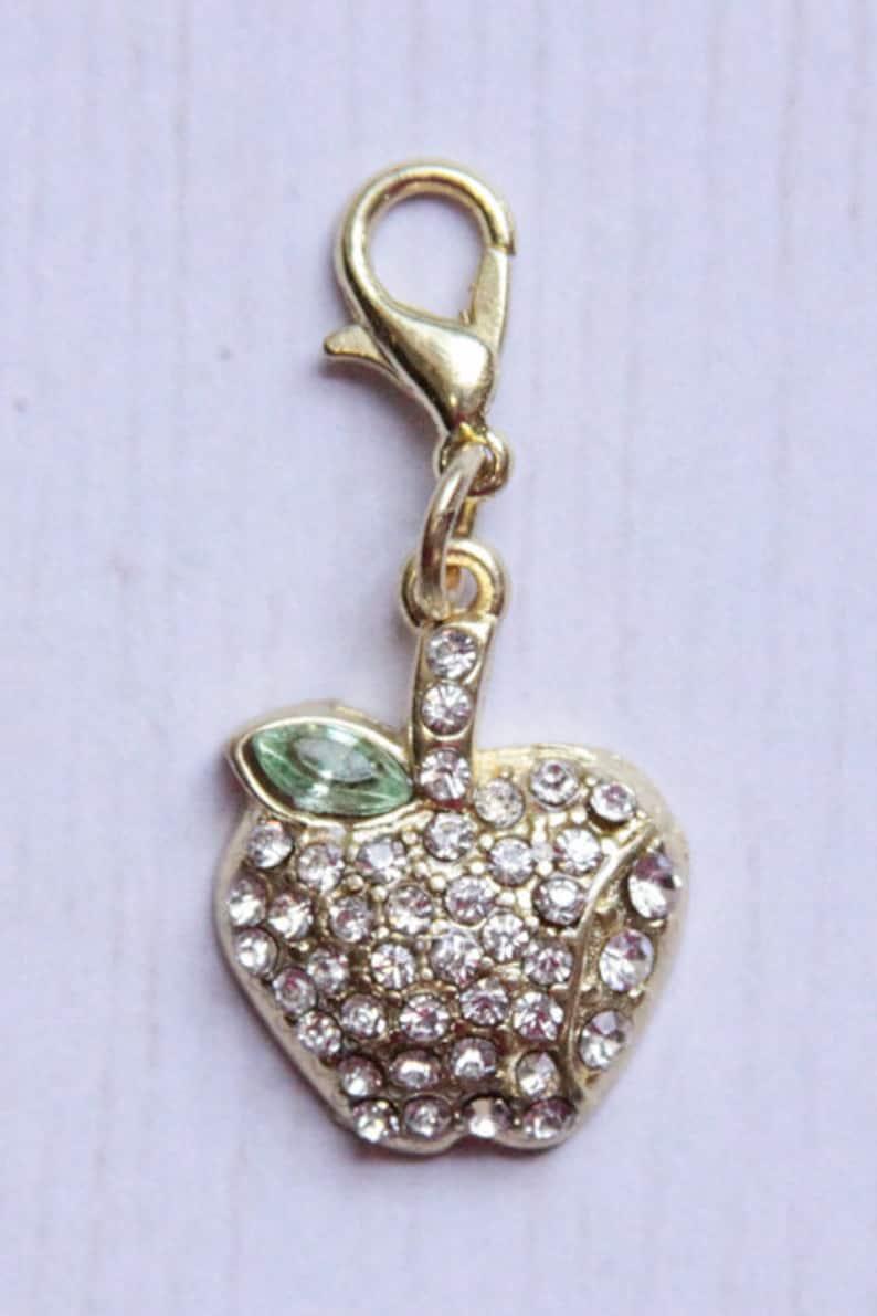 Golden Jeweled Apple Progress Keeper image 0