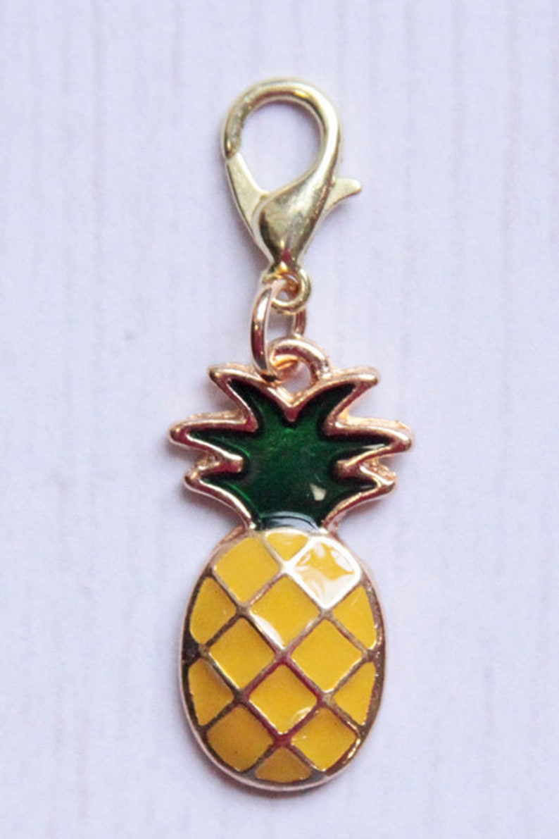 Gold Pineapple Progress Keeper image 0