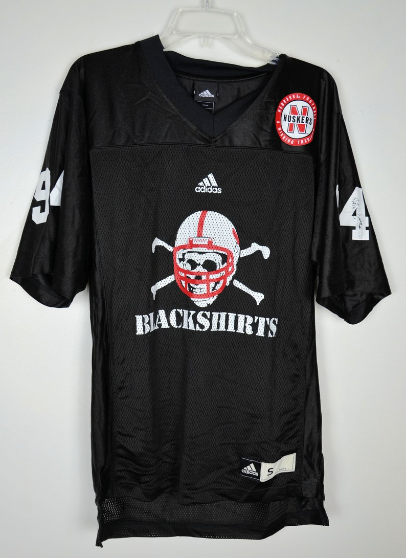 wholesale dealer 06980 fc82f adidas nebraska jersey